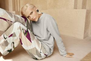 Трикотаж — самый модный материал 2020